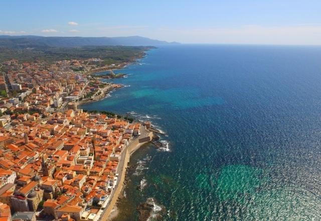 Alghero and its coast