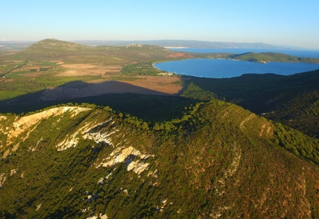 Summit of Mount Timidone