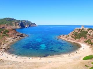 Porticciolo beach