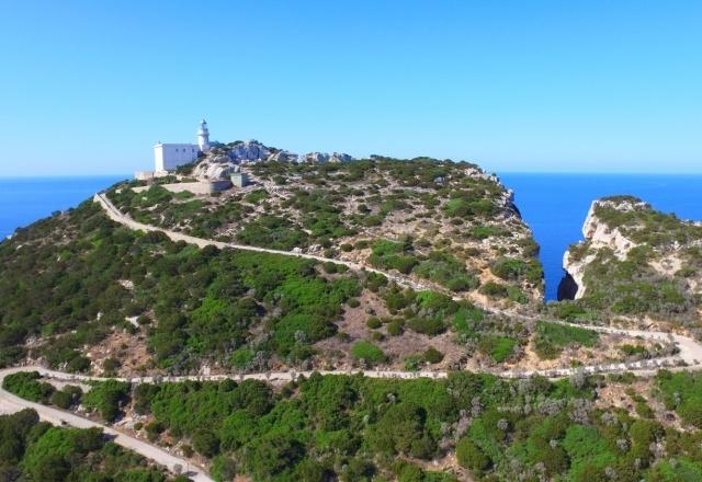 Capo Caccia Lighthouse   Alghero