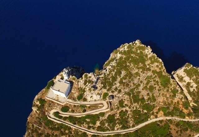 Lighthouse of Capo Caccia