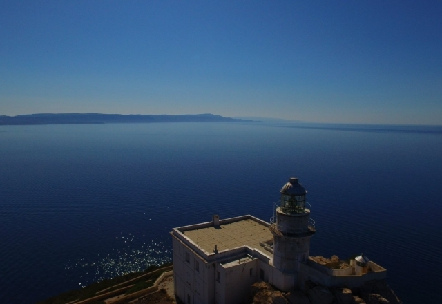 Sea of the Gulf of Capo Caccia