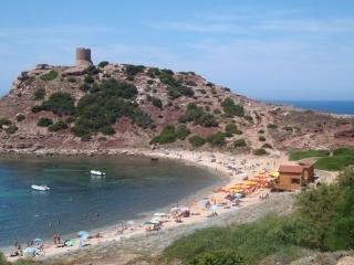 Bathing establishment Torre del Porticciolo