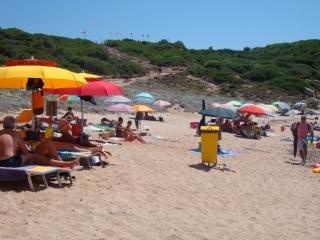 Torre del Porticciolo beach