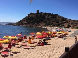 Spiaggia della Torre del Porticciolo