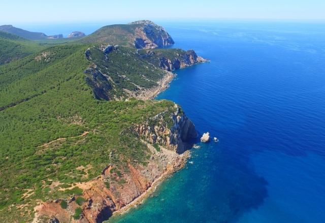Punta Giglio and Porto Conte