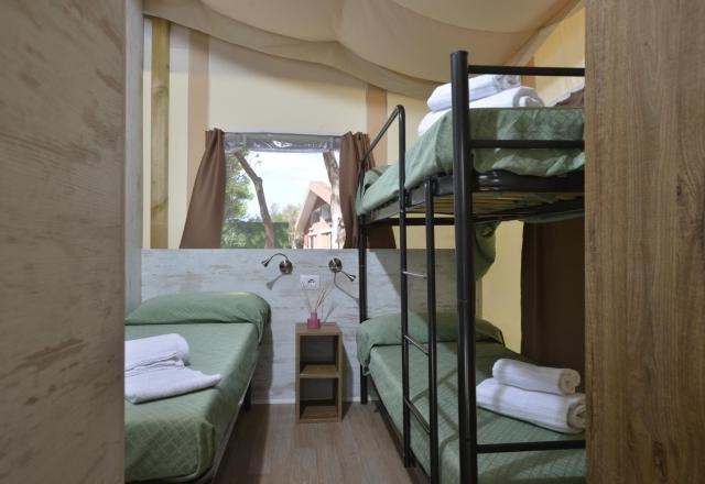 Lodge Tent Safari   Torre del Porticciolo