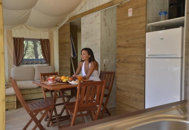 Lodge Tent Safari